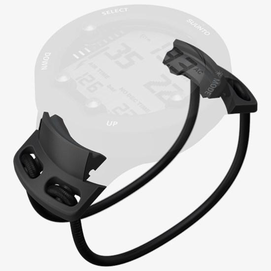 Suunto Zoop / Vyper Novo  Bungee-Adapter-Set