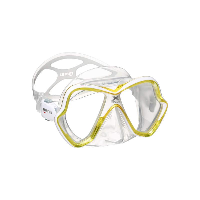 X-Vision Transparent/gelb