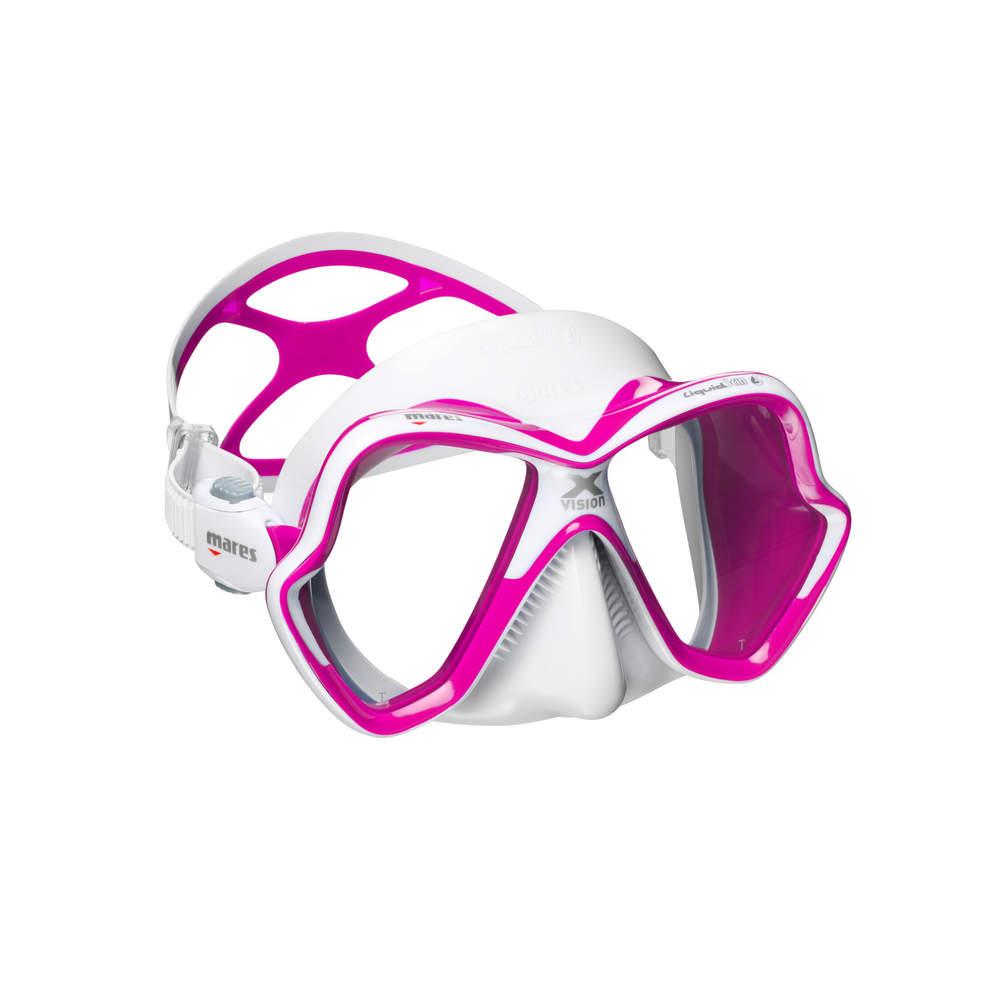 X-Vision Ultra LS weiß/pink