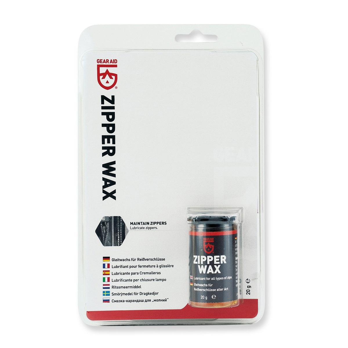 Wachsstift Zipper Wax