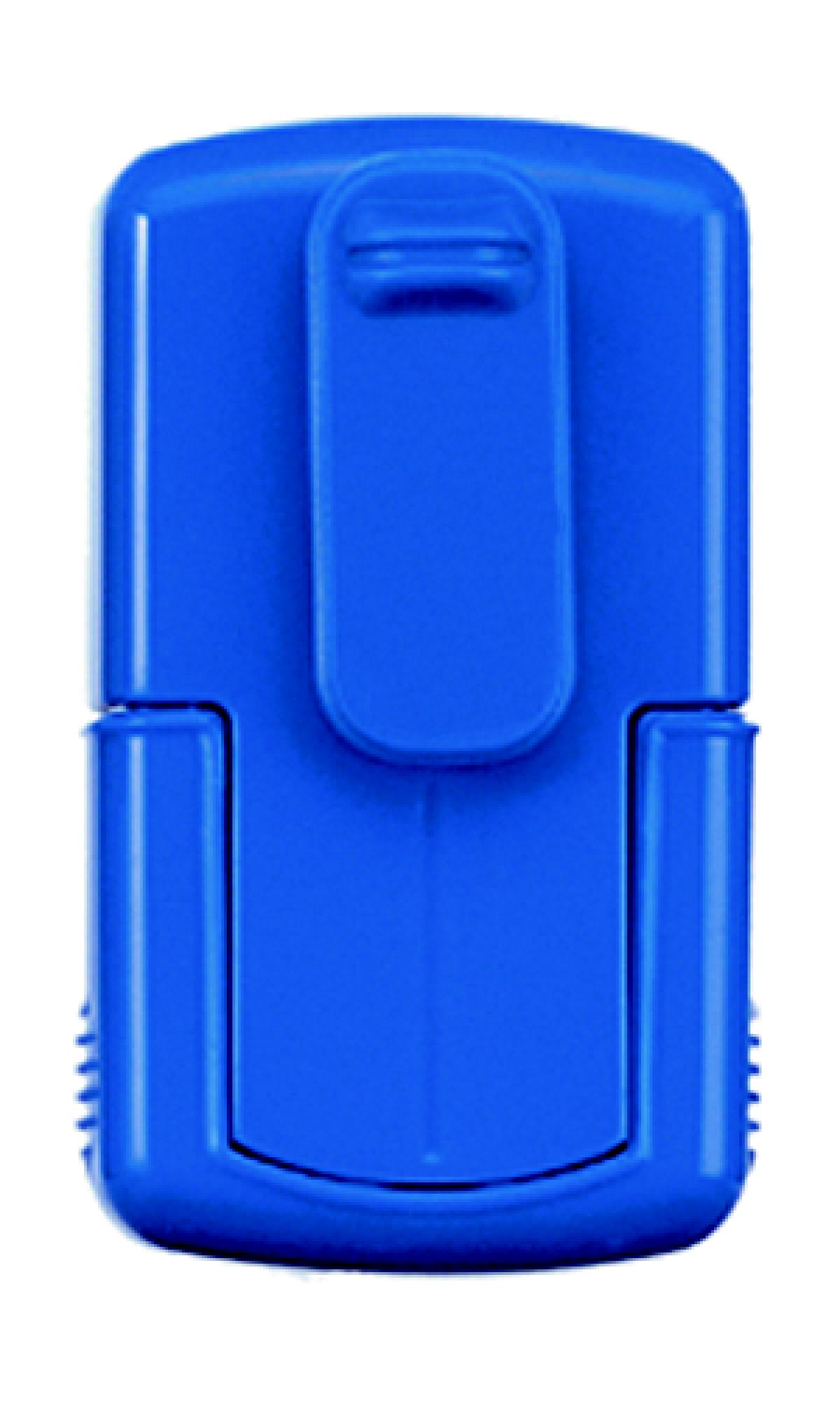 Taucherstempel Ø 30mm blau