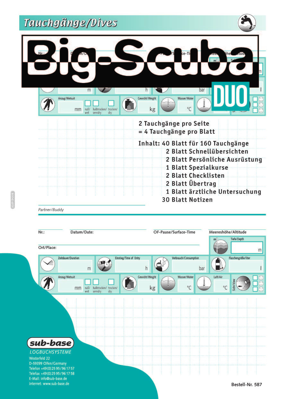 Einlageblätter A5 Duo 160TG